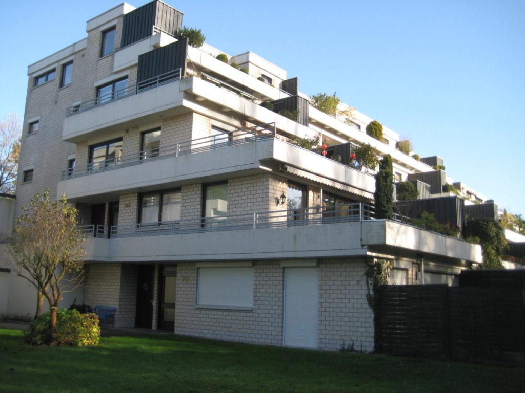 Sonnige 2-Zimmer-Terrassen-Eigentumswohnung  in grüner, ruhiger Lage!