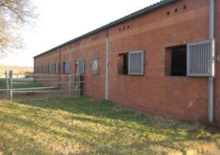 Reitanlage mit Potential!  Vielseitige Nutzung möglich, als  Reitbetrieb, Reha-Zentrum für Pferde, für Züchter etc.